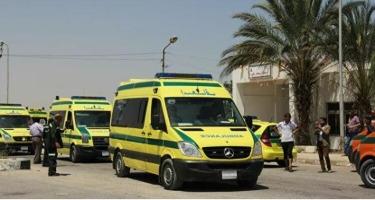 Misirdə qatar relsdən çıxdı: 8 ölü, 109 yaralı - YENİLƏNİB - VİDEO - FOTO