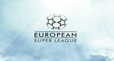 12 nəhəng klub Avropa Superliqası yaradır