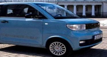 Avropada ən ucuz elektrikli avtomobil buraxıldı