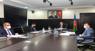 Qarabağ Dirçəliş Fondunun Müşahidə Şurasının ikinci iclası keçirilib - FOTO