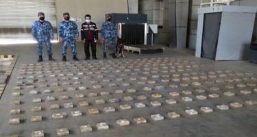 213 kiloqramdan artıq heroinin sərhəddən keçirilməsinin qarşısı alındı - VİDEO