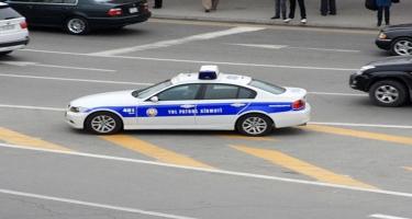 Yol patrul xidməti görünməyən yerdə dayana bilərmi? - VIDEO