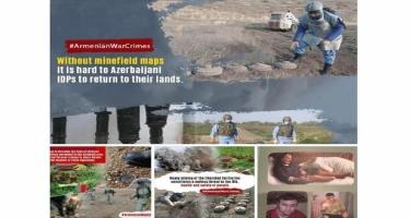 Azərbaycan–Yaponiya Dostluq Mərkəzi yalançı erməni soyqırımı ilə bağlı bəyanat yayıb - FOTO