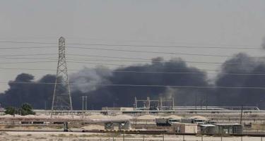 Dronlarla hücum: Hərbi hava bazası bombalandı