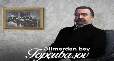 Azərbaycanın ilk parlamentinin birinci sədri, ölkəmizi dünyaya tanıdan ictimai xadim
