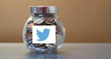 """""""Twitter""""in yeni funksiyası: Artıq hesablardan """"bəxşiş"""" almaq da mümkün olacaq"""