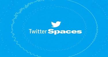 Twitter daxilində Spaces adlı Clubhouse analoqu istifadəyə verilib