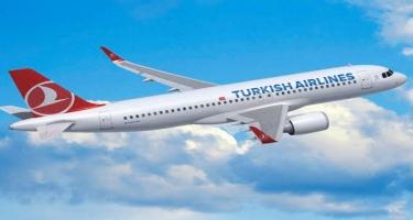 """""""Türk Hava Yolları"""" Avropanın ən yaxşı aviasiya şirkətləri siyahısına daxil edilib"""