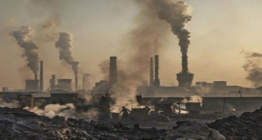 Çin atmosferə digər inkişaf etmiş ölkələrdən daha çox CO2 ifraz edir