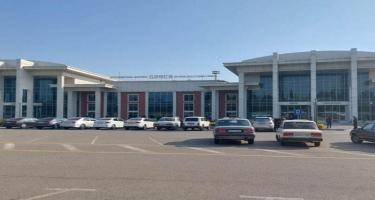 Gəncə Hava Limanı uçuşları bərpa edib
