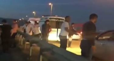Bakıda DƏHŞƏTLİ HADİSƏ:  Qardaşını xilas etdi, özü öldü
