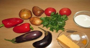 Kartof, badımcan, bibər - Kimlərə zərərlidir?