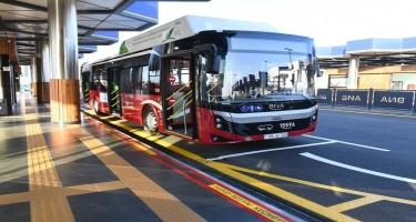 BNA avtobuslarda kondisionerlərin işləməməsi haqda: Hava isti olarsa...