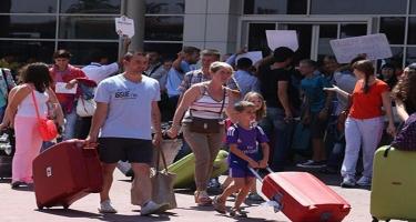 Türkiyə Rusiyaya kurort bölgələrinə uçuşlarını bərpa etməyi təklif etdi