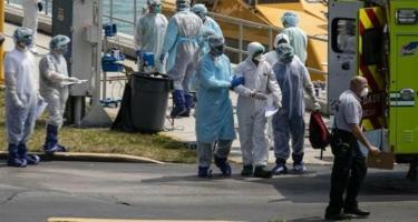Britaniyada son sutkada koronavirusdan 9 nəfər ölüb