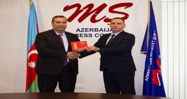 Azərbaycan jurnalistlərinə