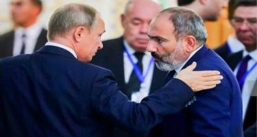 Rusiya Paşinyanın seçilməyini istəmir - ŞƏRH