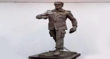 Polad Haşımovun heykəli HAZIRLANDI
