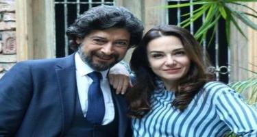 Məşhur aktyor evləndi - FOTO