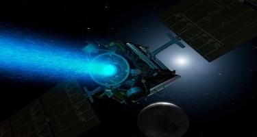 Çin Kosmik Stansiyasının yeni növ mühərriklər vasitəsilə çalışacağı məlum olub