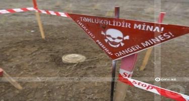 Dünyanın ən çox minalanmış bölgəsi olan Qarabağda mülki şəxslər arasında itkilər artır