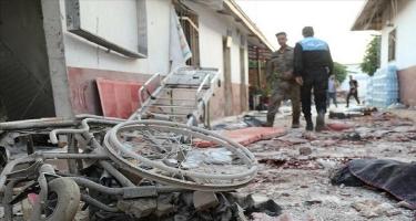 PKK Afrini atəşə tutub, azı 13 nəfər ölüb