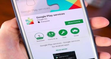 Google Play servisləri istifadəçiləri izləməyi dayandıracaqlar