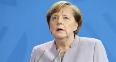 Rus qazı ilə bağlı Baydenlə həmfikirəm - Merkel