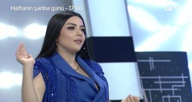 """Vəfadan Aqşinə sərt sözlər: """"Onu kişi kimi kişi bilirəm, amma..."""" - VİDEO"""