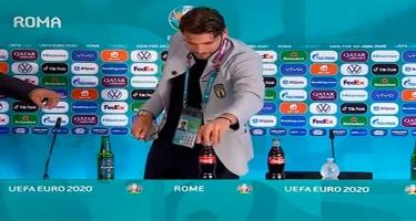 Locatelli Ronaldonun hərəkətini təkrarladı - VIDEO