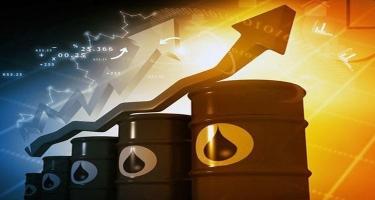 Azərbaycan neftinin qiyməti yenidən 75 dolları ötüb
