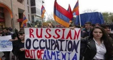 Ermənilər Rusiyaya niyə nifrət etməyə BAŞLAYIBLAR?