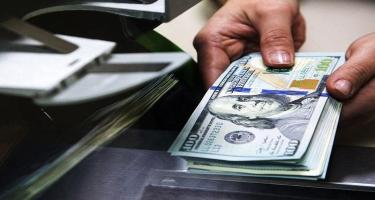 Ötən ay valyuta hərraclarında 463,6 milyon dollar satılıb