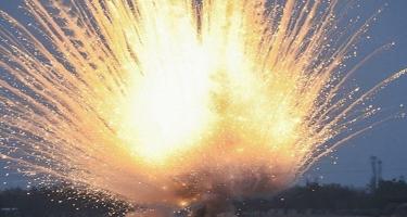 Ermənistan bütün qanunları pozur: düşmənin fosfor cinayəti - FOTO