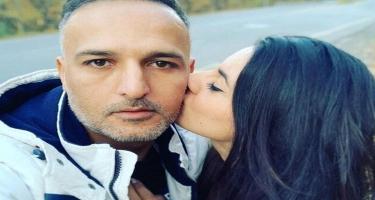Üçüncüü dəfə evlənən Azərin HƏYAT YOLDAŞI VƏ QIZI - FOTO
