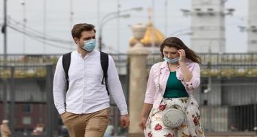 Rusiyada daha 719 nəfər koronavirusdan öldü
