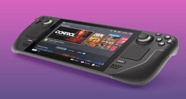 Valve şirkəti Steam Deck adlı portativ oyun konsolunu təqdim edib - İ QİYMƏT