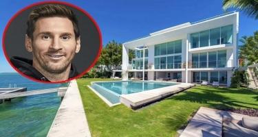 Messi 200 minlik ev kirayələdi - FOTO
