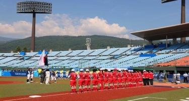 """Tokio Olimpiadasında meydana gözlənilməz """"qonaq"""" girib - FOTO"""