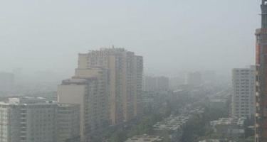 Havada tozun miqdarı normadan 4.3 dəfə çoxdur