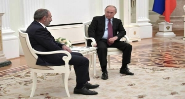 Paşinyanla Putin arasında telefon danışığı: Minsk Qrupunun adını kim çəkib?
