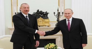 Moskva görüşündə Putin Ermənistana hansı mesajı verdi? - Rusiya mövqeyini AÇIQLADI