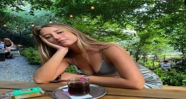 Aleyna bikinili VİDEOsu ilə diqqət çəkdi - FOTO