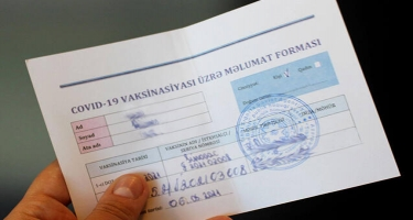 COVID pasportunu rüşvətlə almaq istəyənlərə - Xəbərdarlıq