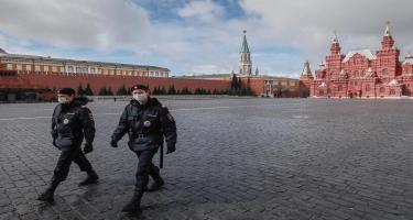 Rusiyada son sutkada COVID-19-dan 799 nəfər öldü