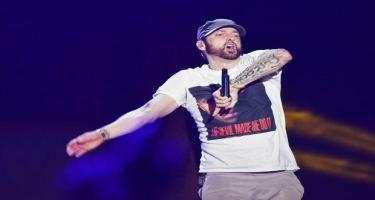 Eminemin məşhur mahnısında gizli mesaj - VİDEO
