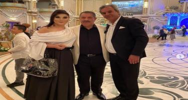Xərçəngdən sağalan Ağadadaş Ağayevdən yeni görüntülər - VİDEO