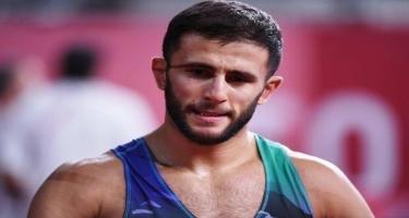 Rafiq Hüseynov Olimpiya kəndində alqışlarla qarşılanıb