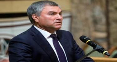 Əfqanıstan ABŞ xarici siyasətinin çöküşü oldu - Volodin