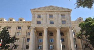 Xarici İşlər Nazirliyi Qazaxıstana başsağlığı verib